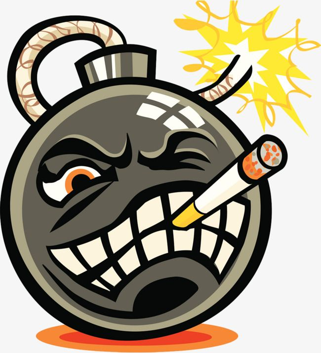 Evil Bomb Cartoon Image Bomb Smokes Evil Png Transparent Clipart Image And Psd File For Free Download Cartoon Clip Art Eyeball Art Graffiti Drawing