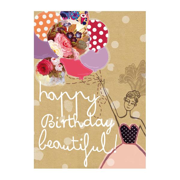 happy birthday beautiful Happy BDay 2 U Pinterest – Happy Birthday Nice Cards