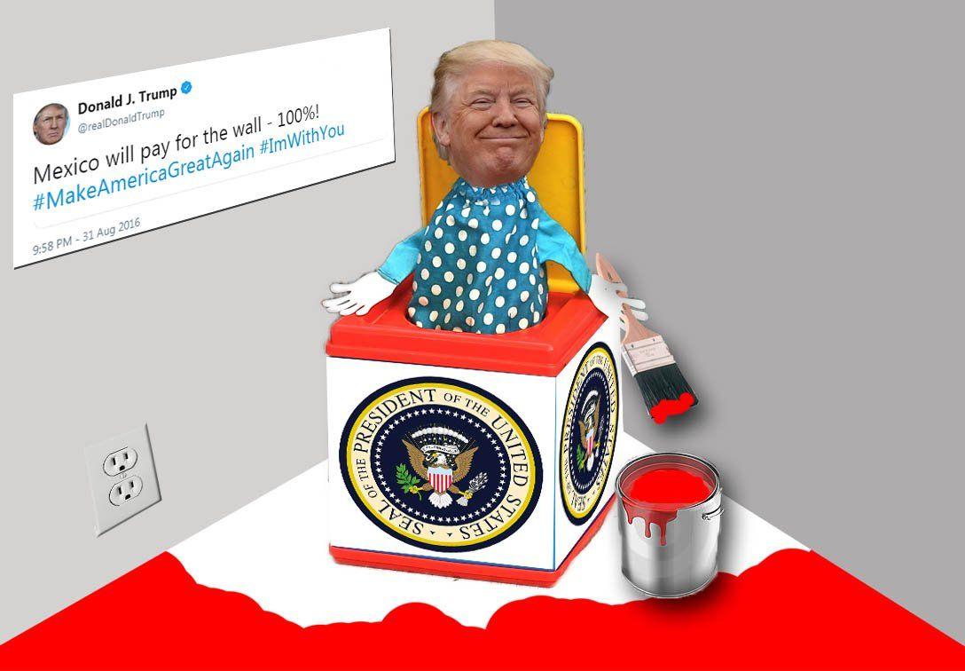 Pin On Trump Meme