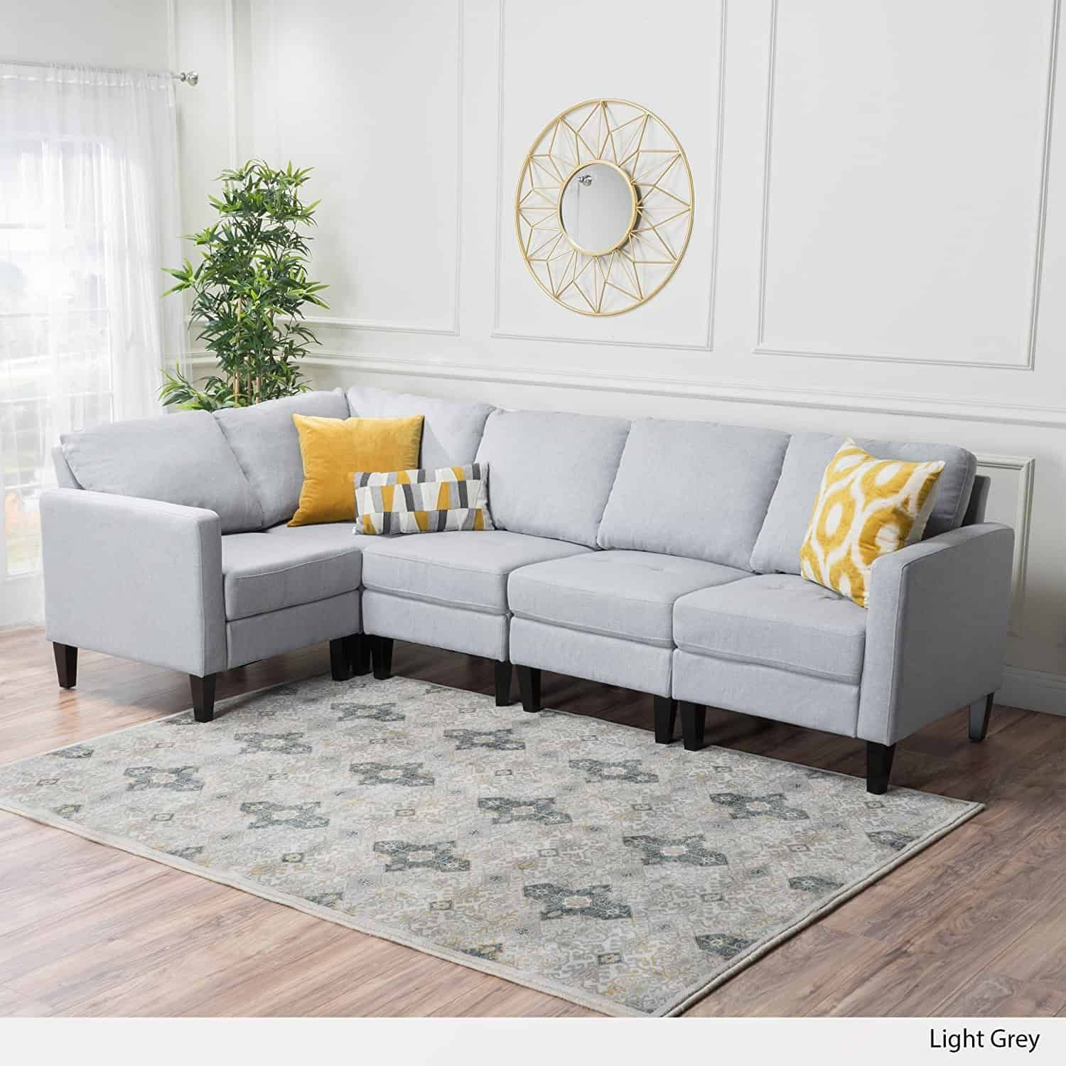 10 Cheap Sectionals Under 1000 In Gray Grey Furniture Living Room Living Room Sets Furniture Cheap Living Room Furniture [ 1500 x 1500 Pixel ]