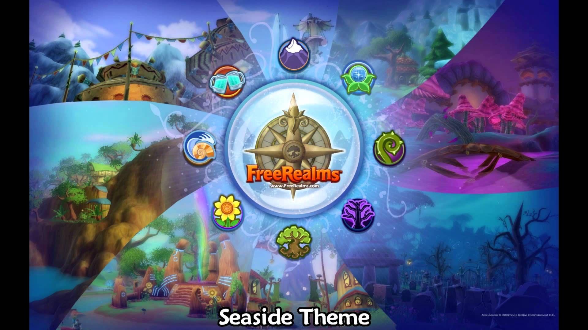 Free Realms OST - Seaside
