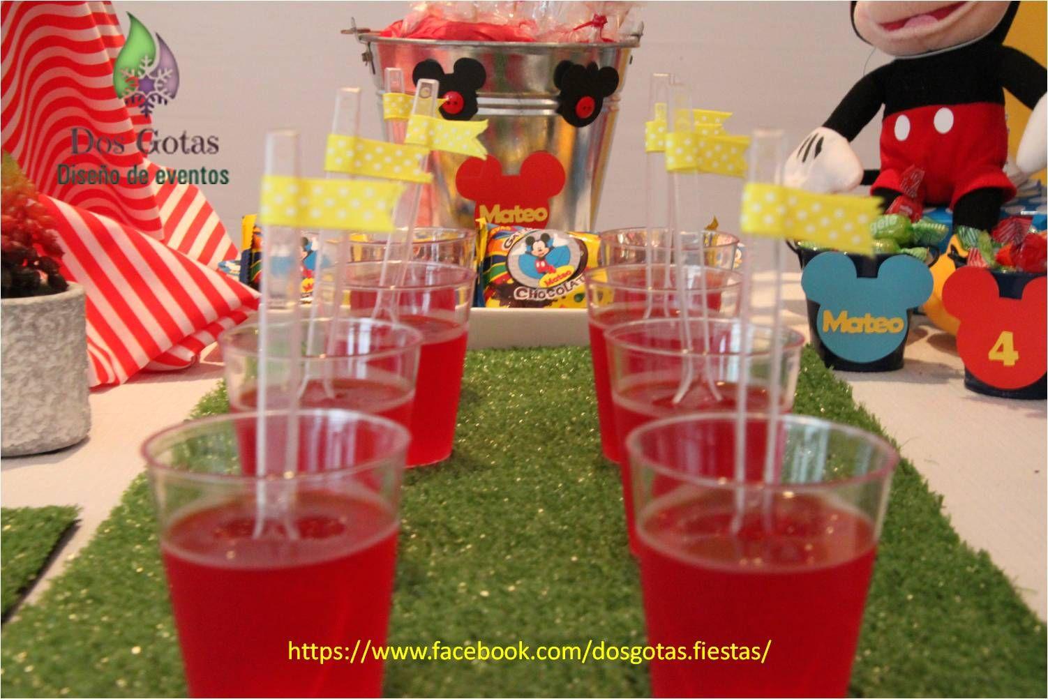 Mesa Temática Mickey Mouse Clubhouse. Por Dos Gotas-Diseño de Eventos  https://www.facebook.com/dosgotas.fiestas/