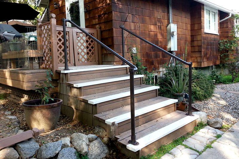 porch railing ideas 17 Deck railings, Balcony railing