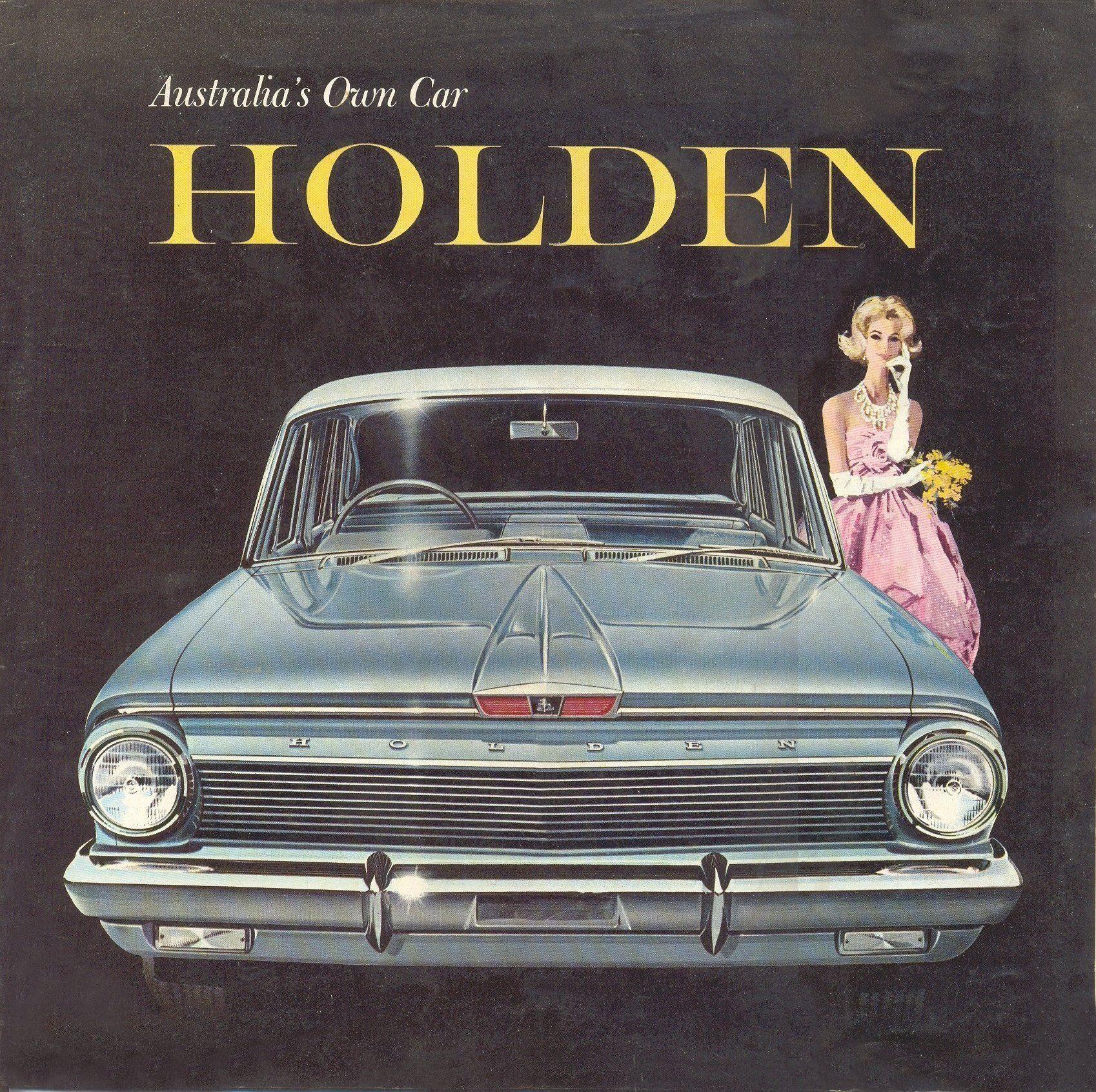 Ej Holden Premier Sedan Poster Ej Eh Holden
