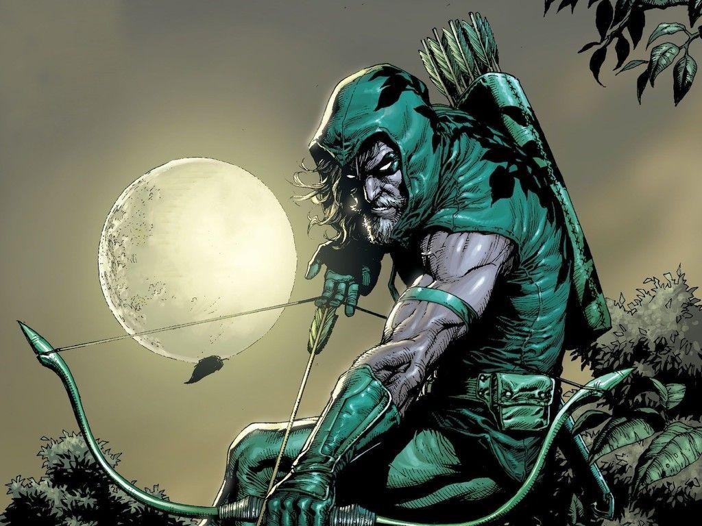 Green Arrow Marvel Comics Wallpaper With Images Green Arrow