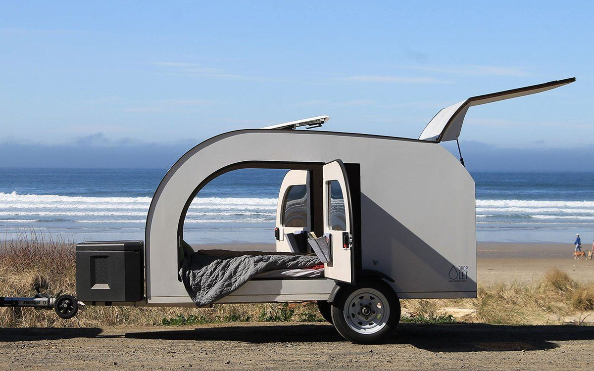 Lightweight Camping Trailers Are the Biggest Trend in
