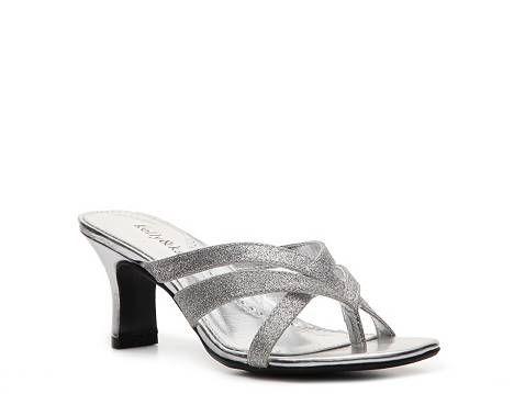 Bridesmaid shoes??  Kelly & Katie Mikie Sandal