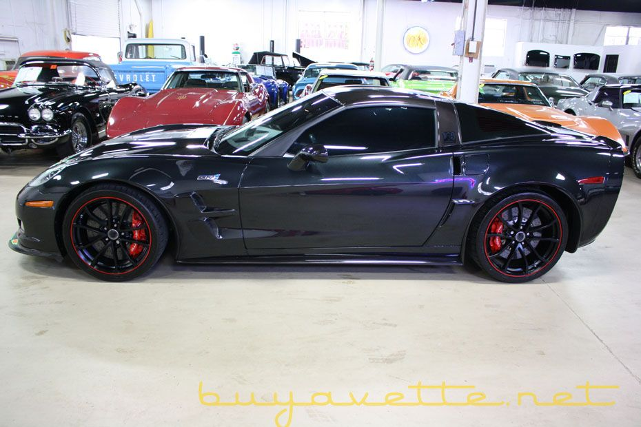 2012 Corvette ZR1 Centennial Edition 3ZR For Sale at