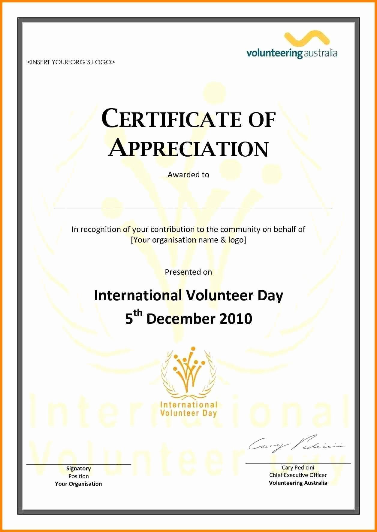 Awesome Formal Certificate Of Appreciation Template In 2021 Certificate Of Appreciation Certificate Templates Awards Certificates Template Air force certificate of appreciation template