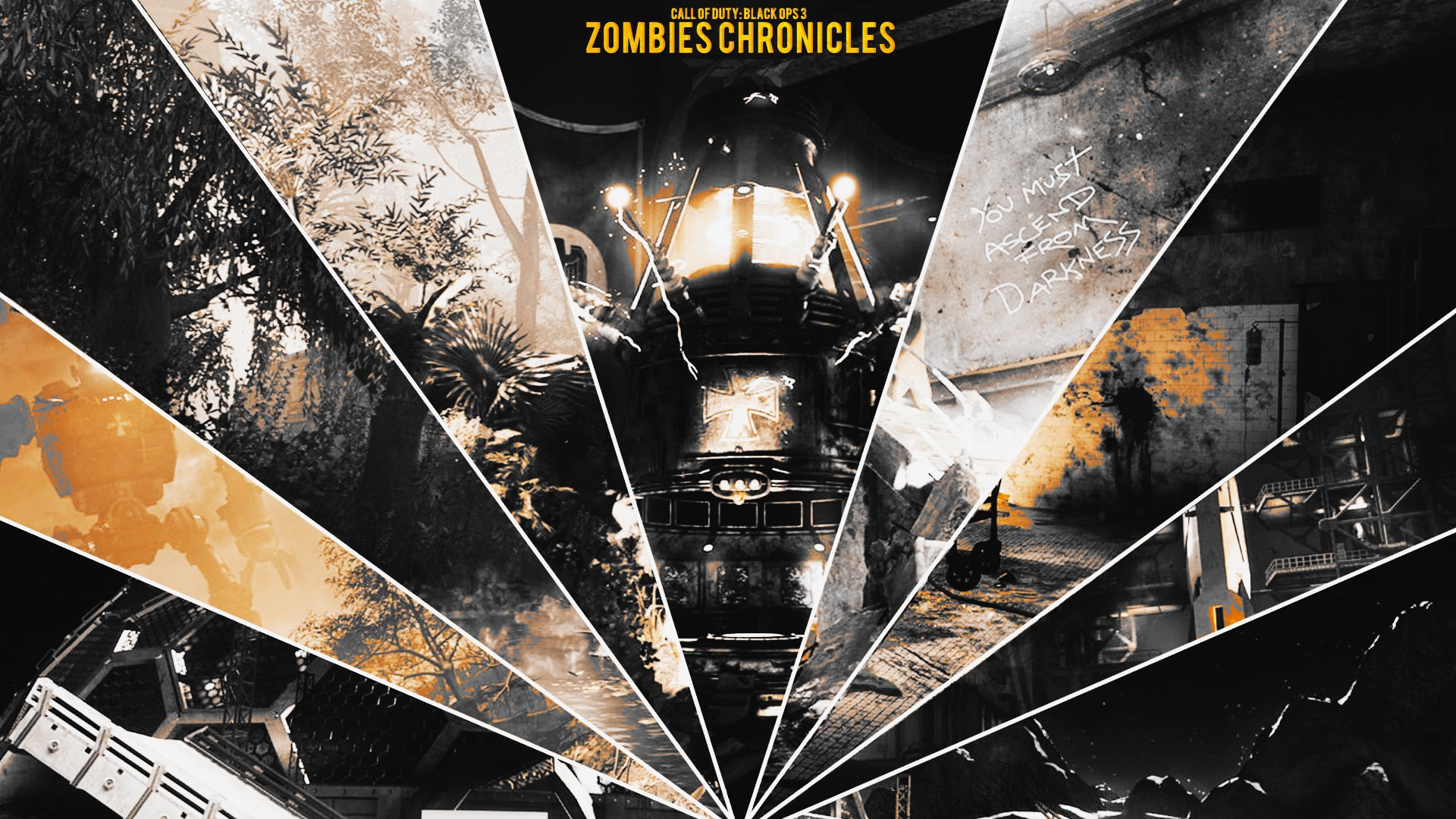 Zombies chronicles Call of duty zombies, Zombie, Best games