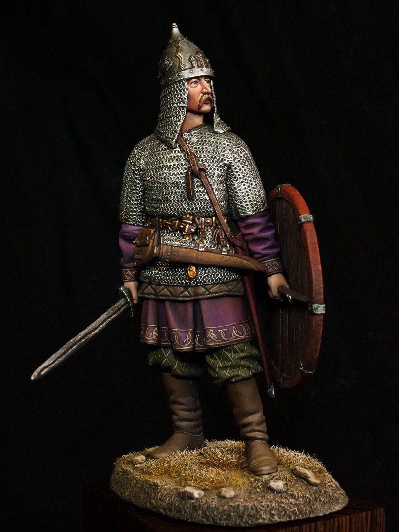 картинки русский воин средневековья срезах нашей памяти