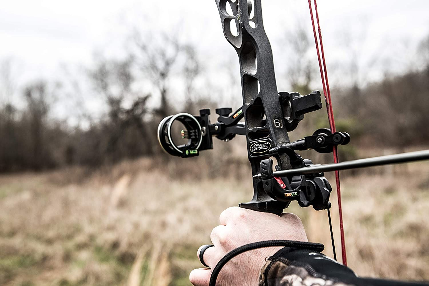 Ultra Light Compound Bow Sights TRUGLO Long Range in 2020