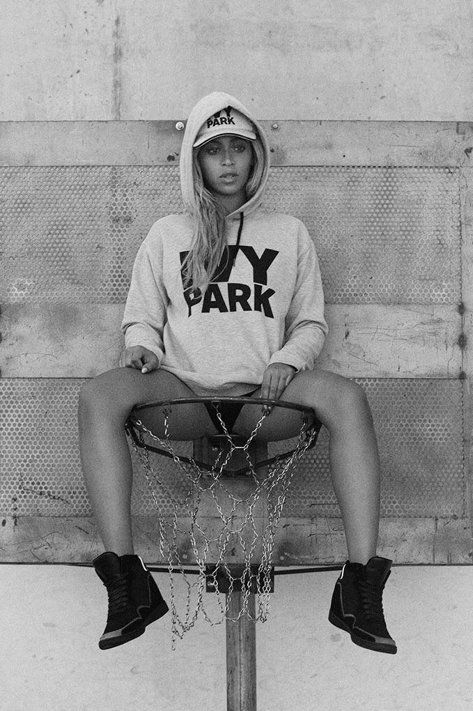 Beyoncé for Ivy Park 31.03.2016
