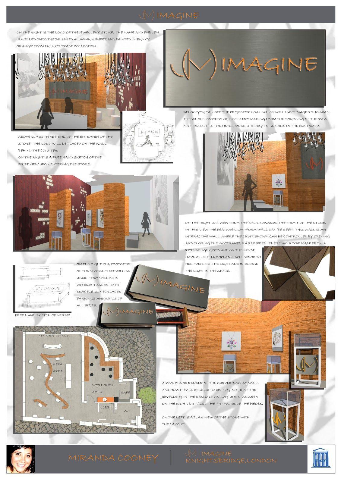 Presentationboarda3 Jpg 1131 1600 With Images Interior
