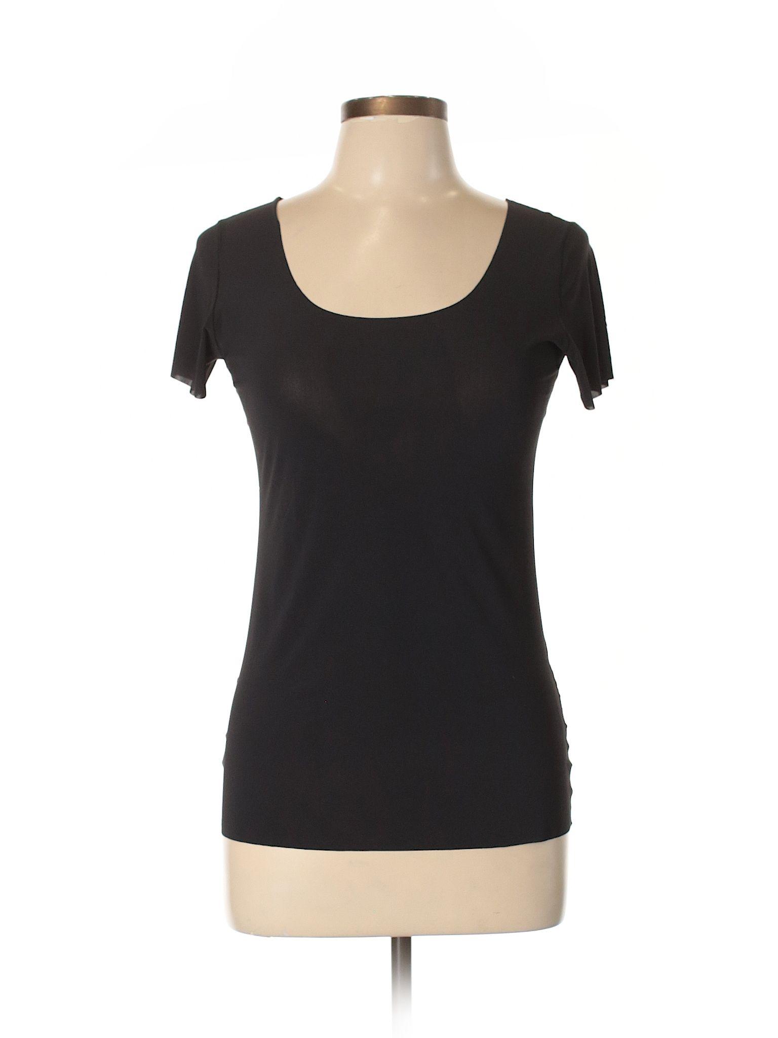 Uniqlo short sleeve top size black womenus tops