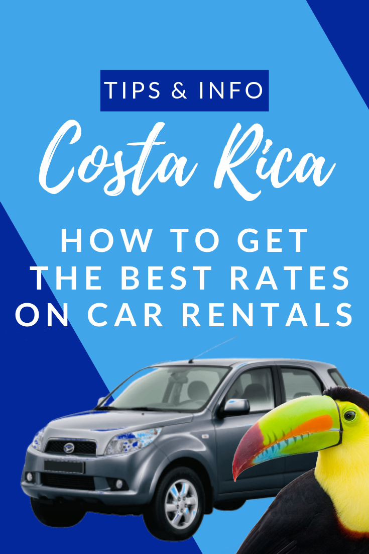 How To Get Discount Rates For Your Car Rental In Costa Rica Car Rental Car Rental Deals Costa Rica