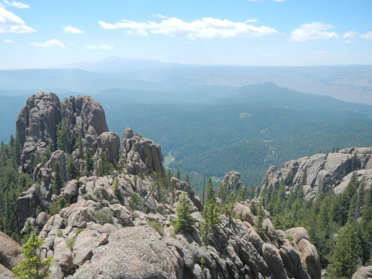 Hiking to the Devil's Head Fire Lookout – Jason's Travels