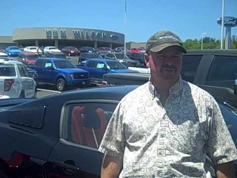 Ken Wilson Ford >> Meet Dave Turner Mustang Ken Wilson Ford Youtube