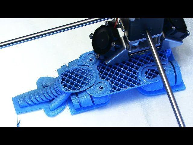 Ultimaker 2 3D Printing Workflow https://goo.gl/3gZgrO