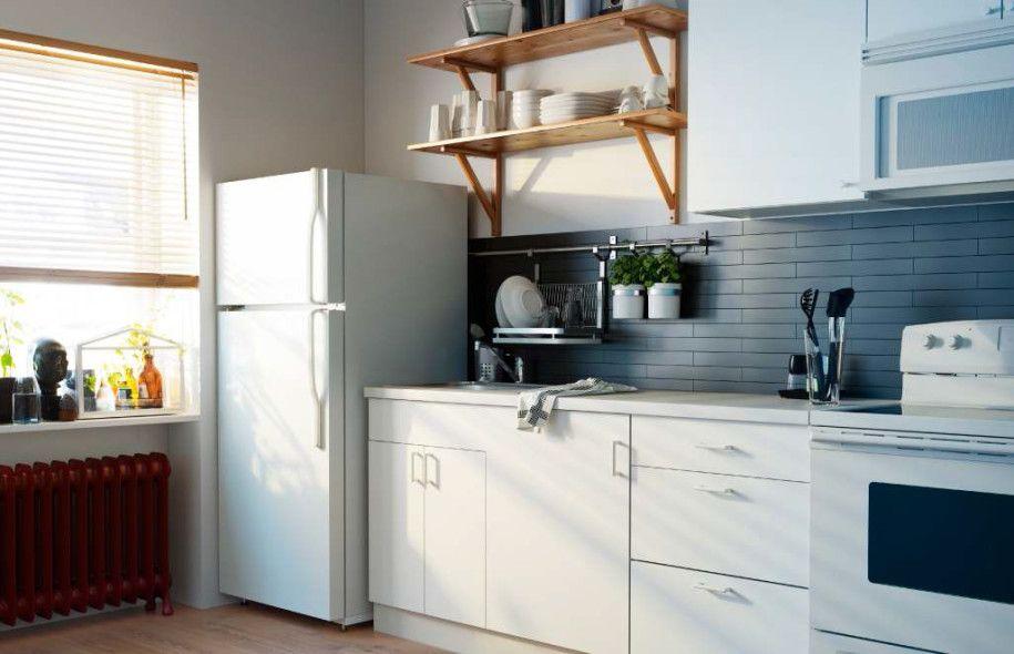 Nice Matte Tiled Splashback  Splashbacks  Pinterest  Kitchens Stunning Kitchen Cabinet Design Ikea Decorating Design