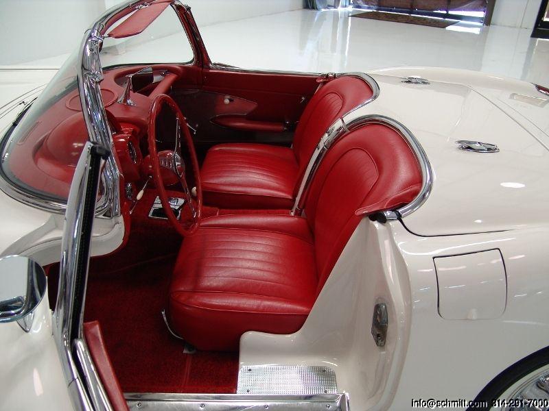 1960 CHEVROLET CORVETTE CONVERTIBLE 245 HP MATCHING #'S ENGINE — Daniel Schmi…