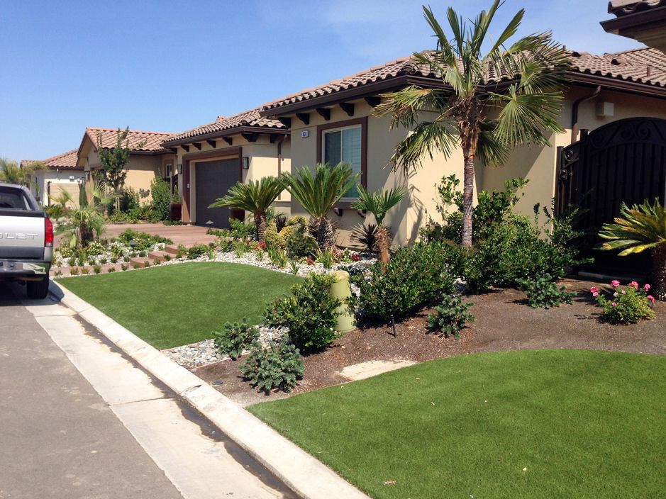 Landscaping Ideas For Front Yard In Arizona : Grass carpet kaka arizona landscape design landscaping