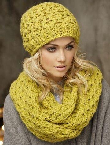 tienda de liquidación 62ce9 644e9 Imagenes de gorros de lana que te dejarán antojada/o | Mamá ...