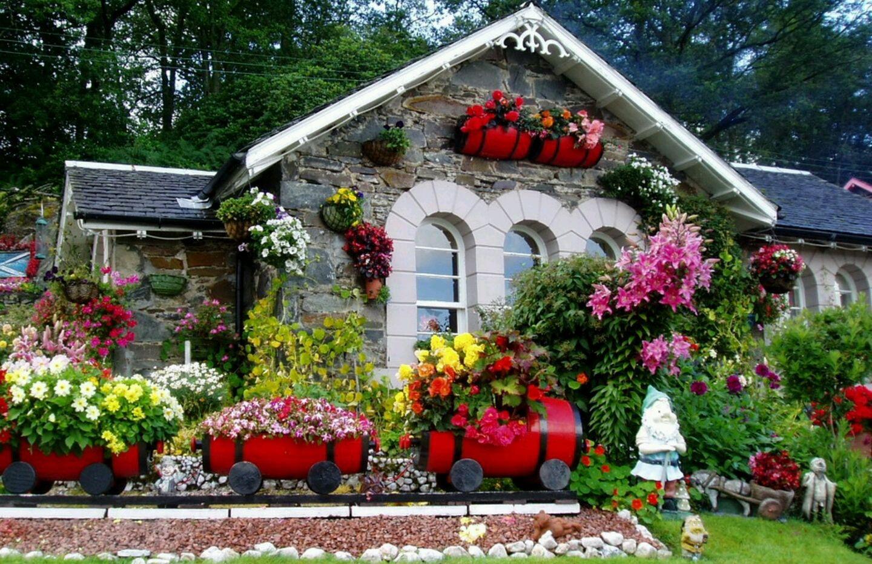 hermosos jardines buscar con google jardines garden