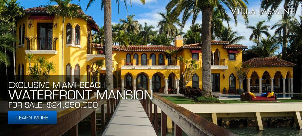 Miami Beach Condos South Luxury Homes Mansions Florida Real Estate