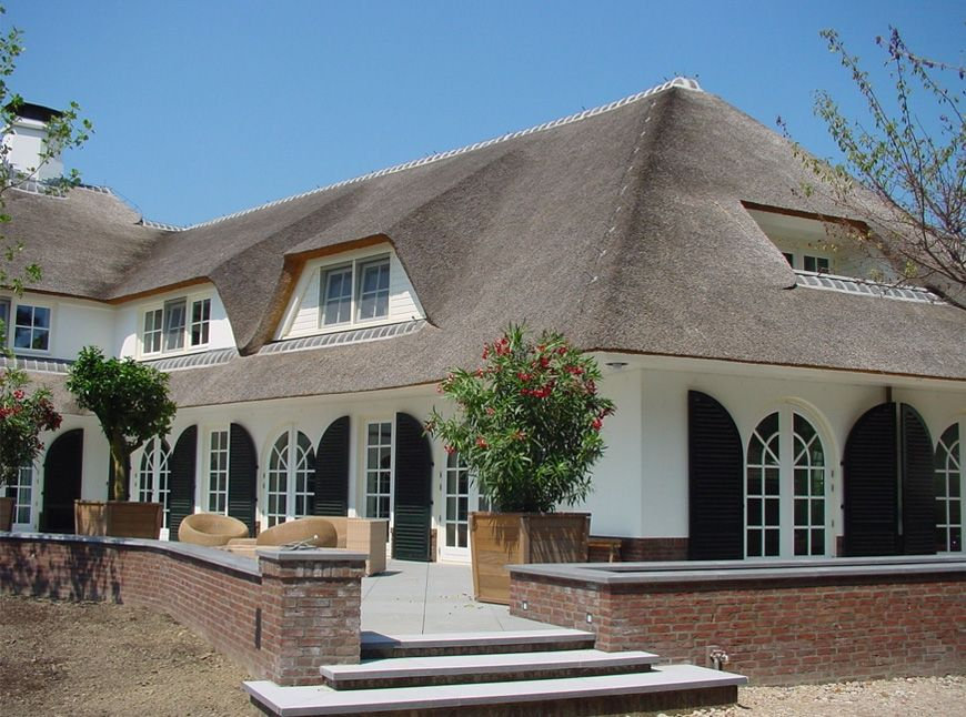 126 landelijke villa bouwen landelijke villa belgische for Landelijke villa bouwen