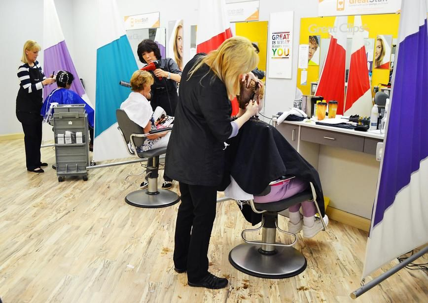 Great Clips Prices And Services Salon Prices Pinterest