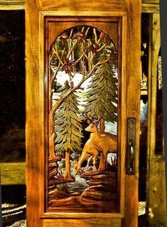Photo of Carved Wooden Doors | 7M Woodworking loves sharing tips for woodworking projects…