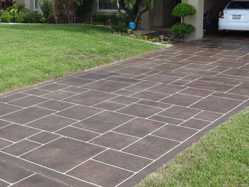 Driveway And Pool Deck Gallery Cape Coral Fl Msdcurbing Com