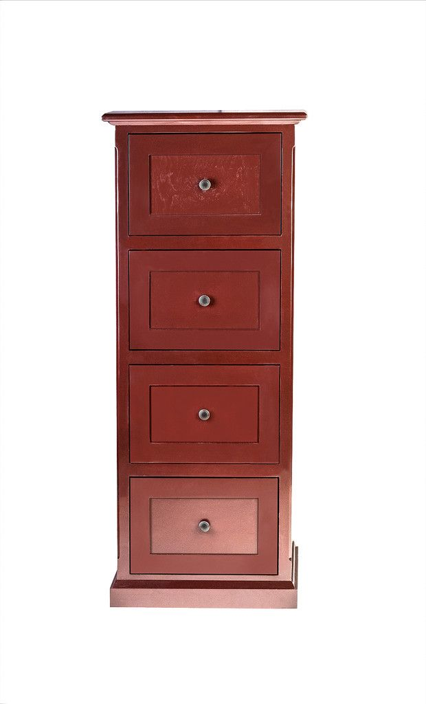 4 Drawer Lateral File Filing Cabinet Forest Designs Four Drawer File Cabinet