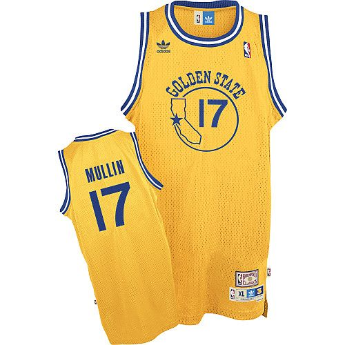 afa8b09379d Adidas Golden State Warriors Chris Mullin Soul Swingman Jersey  89.99