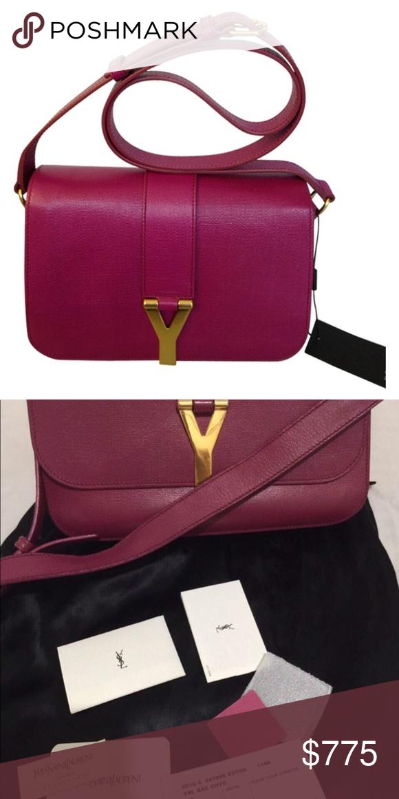 e823b9294267 Shoulder Bag · Flaws · Authentic Yves Saint Laurent Sac Chyc 💯% Authentic  YSL sac chyc purse. Has an