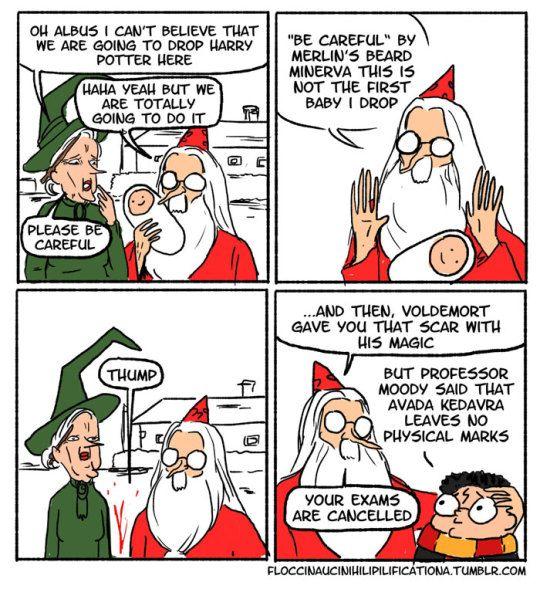 Bored Panda Harry Potter Comics Harry Potter Funny Harry Potter Jokes