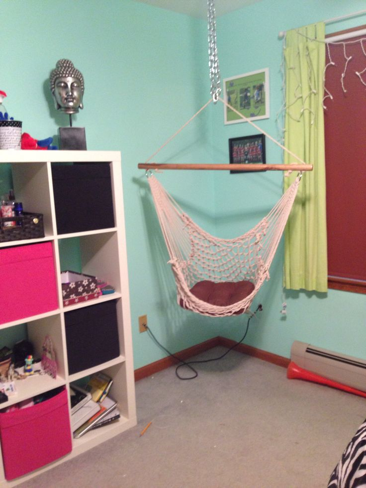 hanging hammock chair for bedroom beds pinterest chairs bedrooms ...