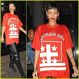 Rihanna in Givenchy