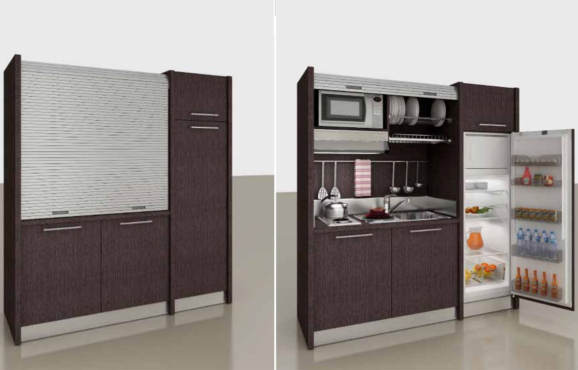 All in One Micro Kitchen Units  Sustainability  Loft