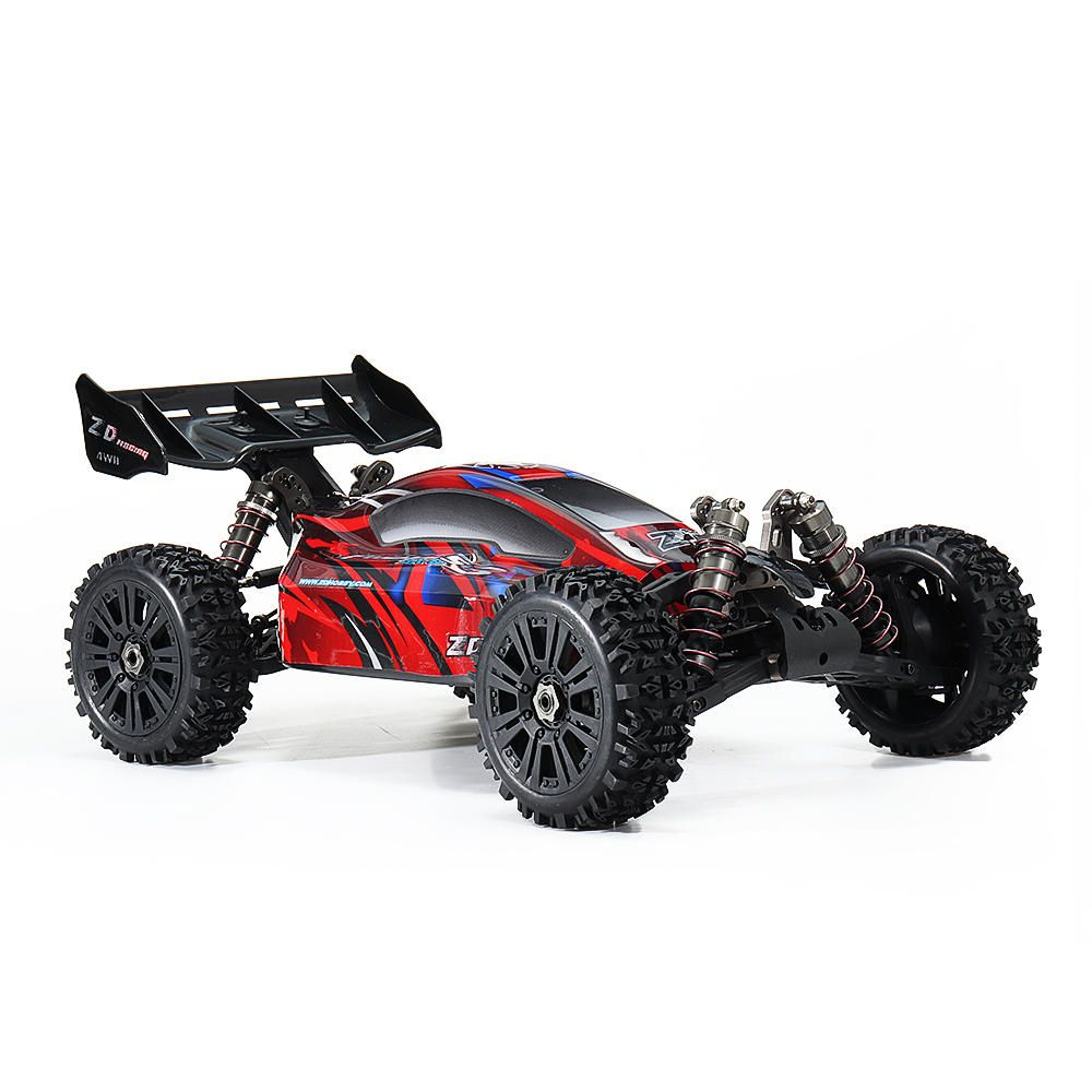 Zd Pirates3 Bx 8e 1 8 4wd Brushless 2 4g Rc Car Frame Electric Vehicle Model Rc Vehicles From Toys Hobbies And Robot On Banggood Com Car Frames Rc Cars 4wd