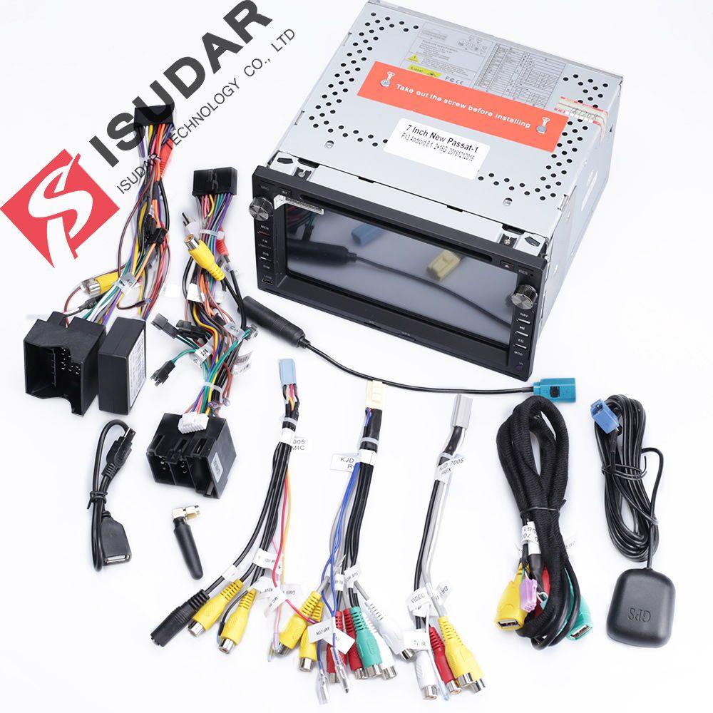 Isudar Octa Core Android 9 Car Multimedia Player Car Navigation