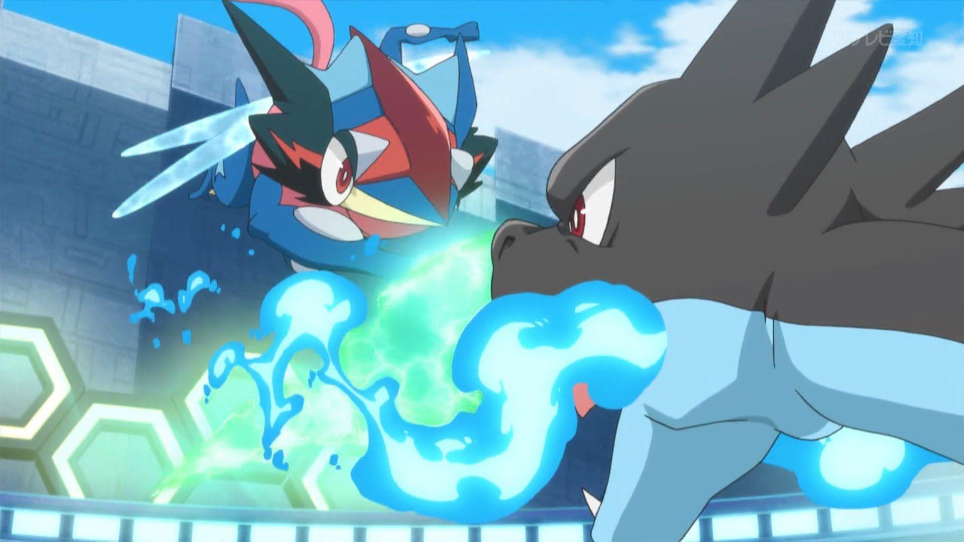 443d3a71 Pokemon XY&Z- Ash vs. Alain[FULL 6V6 KALOS LEAGUE FINALS BATTLE ENG SUB]