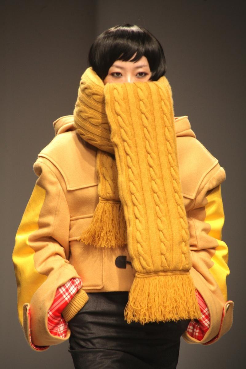 Fashion by Mikio Sakabe