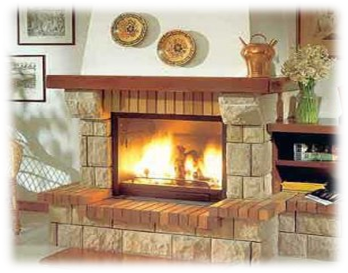 Como hacer una chimenea de uso domestico new home - Como hacer chimeneas de lena ...