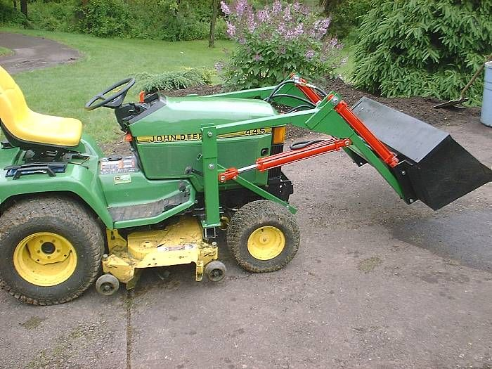 Pin By K Rice On A New Home Garden Tractor Attachments Garden