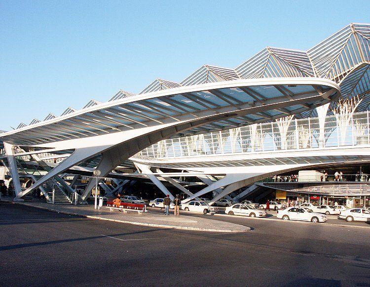 Bus Terminal Design Santiagocalatravaarchitecture Pinned