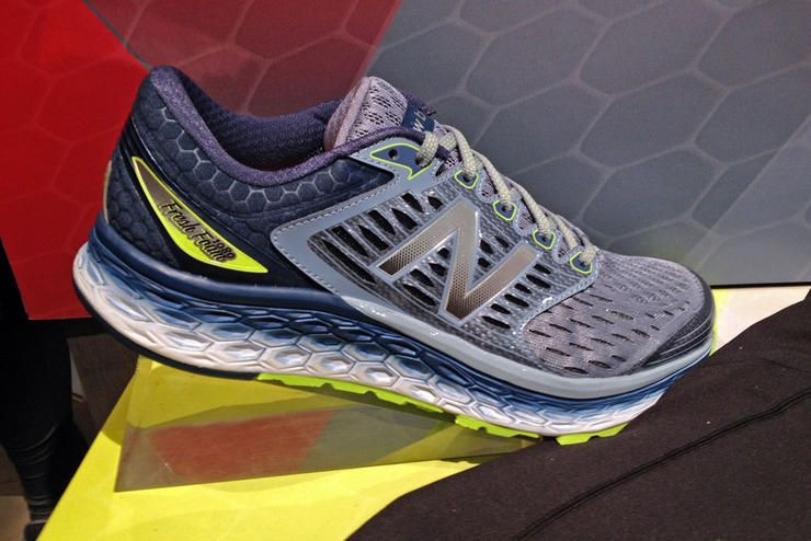 Sneak Peek at New Running Shoes for 2016
