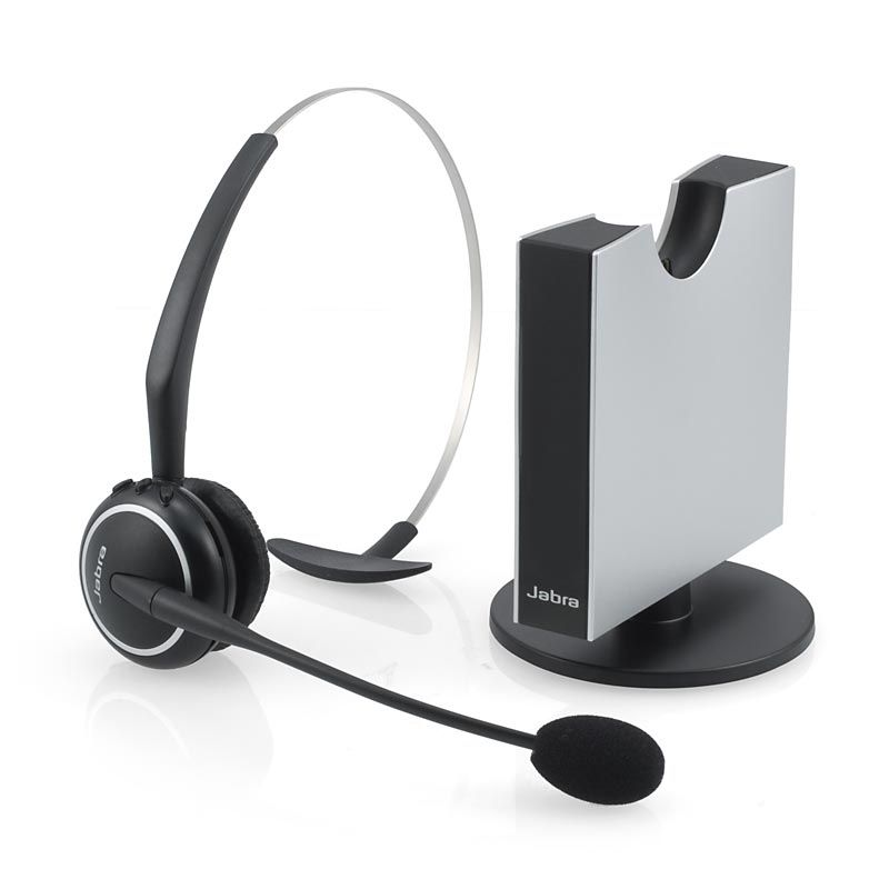 Jabra Gn9120 Duo Flex Nc Microphone With Ehs: Wireless Headset