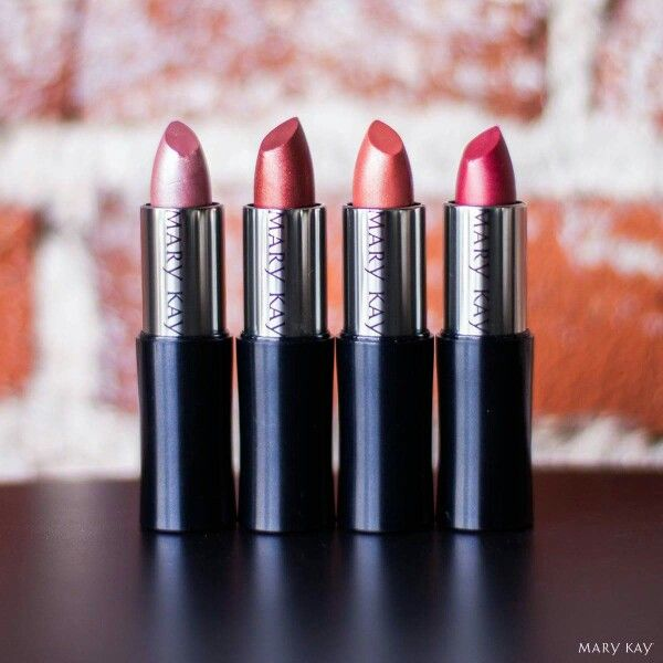 Love the creme lipsticks!